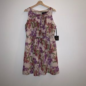 Size 10 Jack by BB Dakota short floral dress
